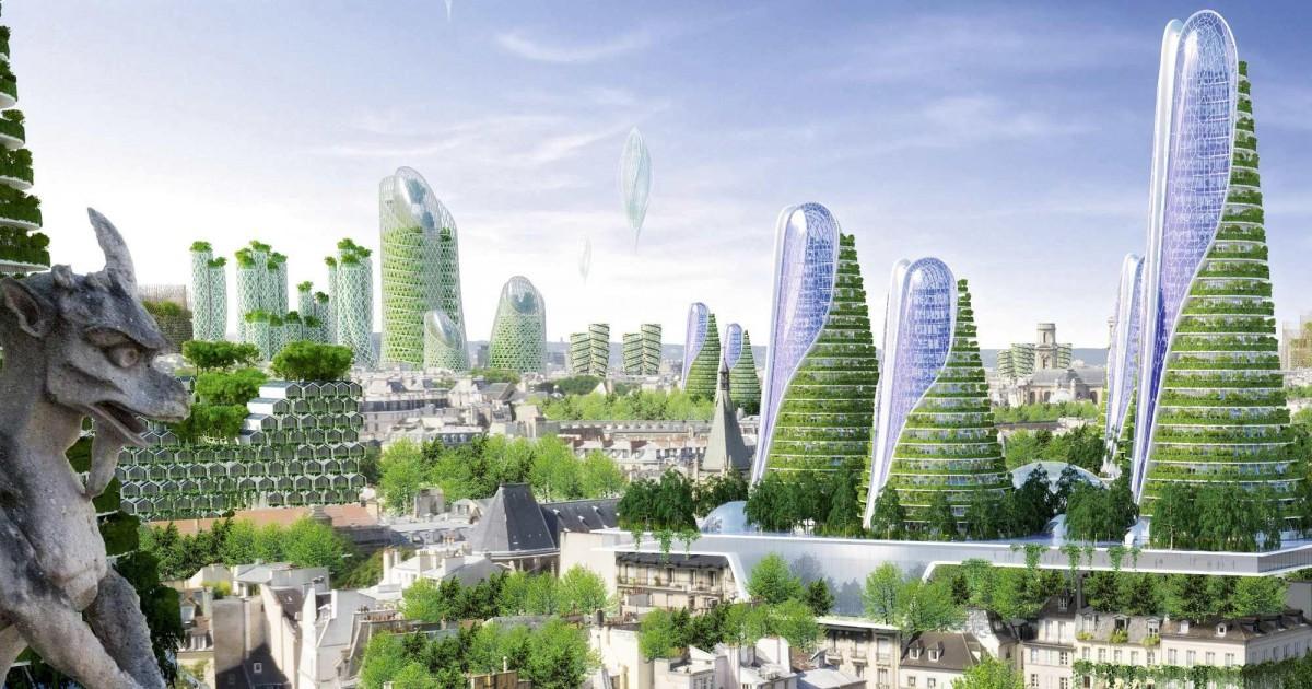 La ville de Paris vise l'excellence verte d'ici à 2050